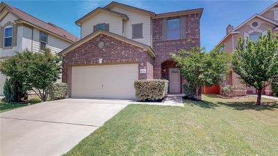 Travis County Single Family Home Pending - Taking Backups: 11213 Barns Trl