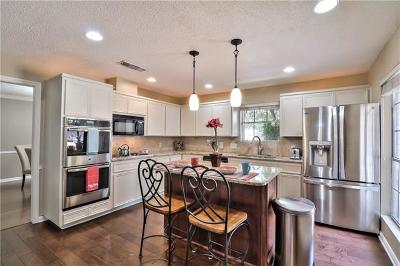Travis County, Williamson County Single Family Home For Sale: 9202 Cedar Crest Dr