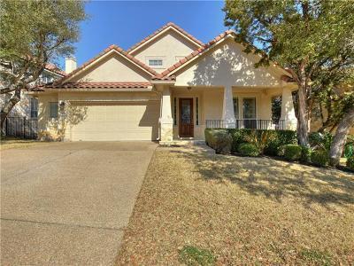 Austin Single Family Home For Sale: 14516 American Kestrel Dr