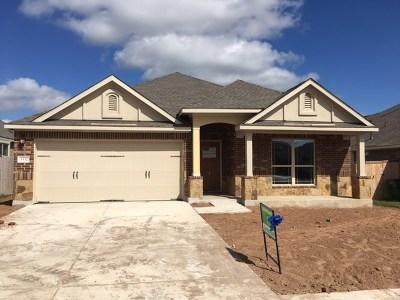 Round Rock Single Family Home For Sale: 3332 Lauren Nicole Ln