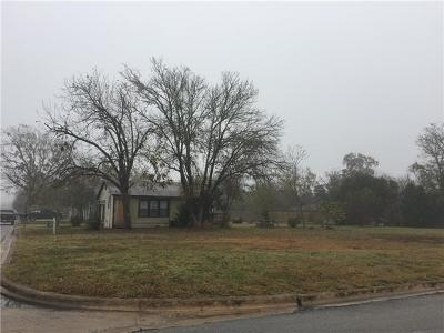 Lockhart Single Family Home For Sale: 1000 4th St