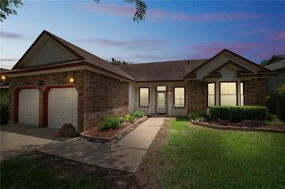 Austin Single Family Home For Sale: 14913 Alpha Collier Dr