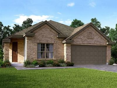 Hutto Single Family Home For Sale: 211 Colthorpe Ln