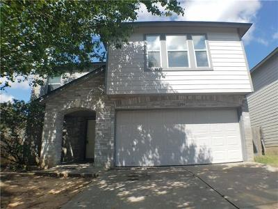 Round Rock Rental For Rent: 1204 Afghan Path