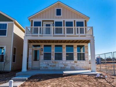 Kyle Single Family Home For Sale: 217 Martha Ln