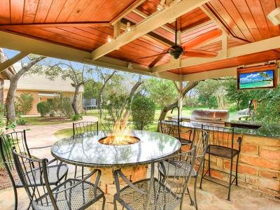 Austin Single Family Home For Sale: 16807 Trail Of The Woods
