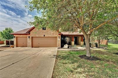 Spicewood Single Family Home For Sale: 22140 Rose Grass Ln