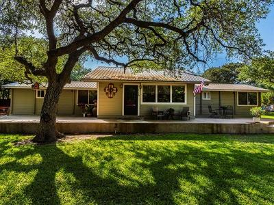 Dripping Springs Single Family Home For Sale: 115 Baird Ln