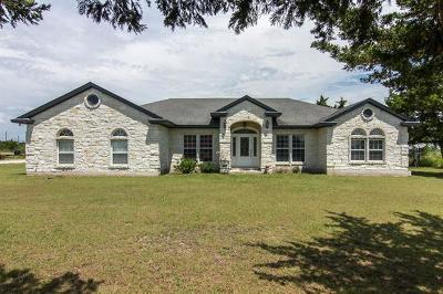 Single Family Home For Sale: 11622 Doyle Overton Rd #C