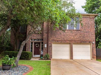 Austin Single Family Home For Sale: 4628 Moose Dr