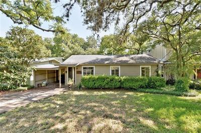 Austin Single Family Home For Sale: 2308 W 10th St