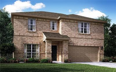 Georgetown Single Family Home For Sale: 5412 Vanner Path