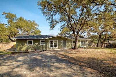 Hays County, Travis County, Williamson County Single Family Home For Sale: 7604 Oak Hedge Pl
