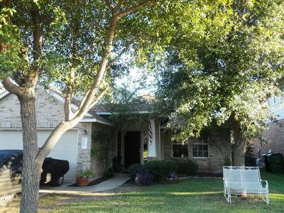 Round Rock Single Family Home For Sale: 119 North Field St