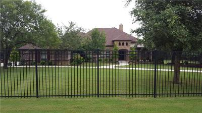 New Braunfels TX Single Family Home For Sale: $780,000