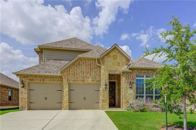 Leander Single Family Home For Sale: 445 Mistflower Springs Dr