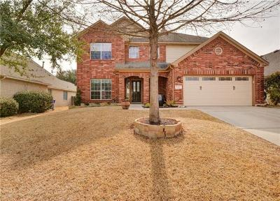 Cedar Park TX Single Family Home For Sale: $379,987
