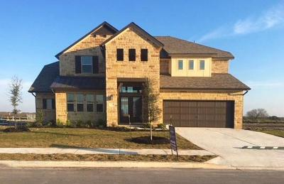 Liberty Hill Single Family Home For Sale: 332 Leon Loop