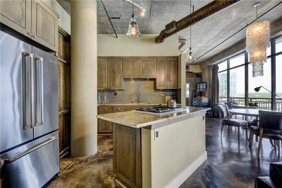 Travis County Condo/Townhouse For Sale: 311 W 5th St #806