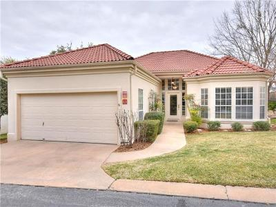 Travis County Single Family Home For Sale: 13 Tourney Ln
