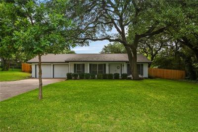 Travis County Single Family Home For Sale: 1004 N Bend Dr