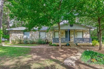Bastrop County Single Family Home Pending - Taking Backups: 112 Meadow Grass Ln