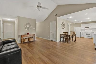 Round Rock Single Family Home For Sale: 1401 Wayne Dr