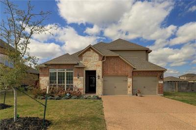 Liberty Hill Single Family Home Active Contingent: 213 Prospector Ln