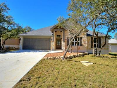 Wimberley Single Family Home For Sale: 20 Champions Cir