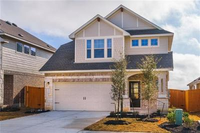 Kyle Single Family Home For Sale: 713 Nautical Loop