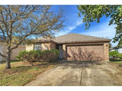 Single Family Home For Sale: 3706 Crownover St
