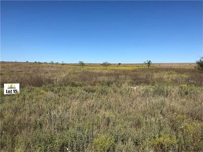 Lampasas Residential Lots & Land For Sale: TBD County Road 2323