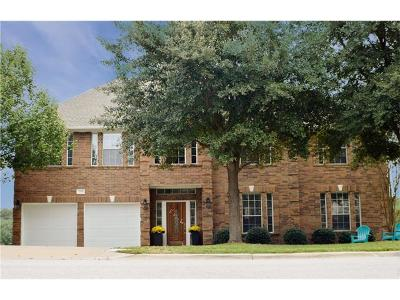 Round Rock Single Family Home For Sale: 2017 Golden Bear Dr