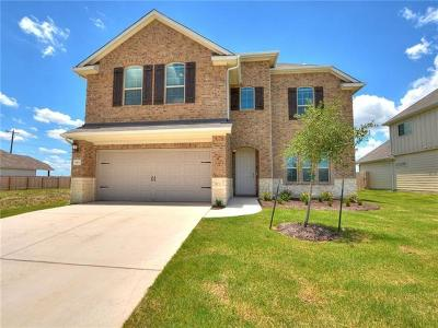 Hutto Single Family Home For Sale: 619 Carol Dr