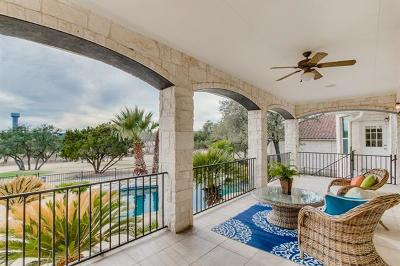 Austin Single Family Home Pending - Taking Backups: 14901 Spillman Ranch Loop