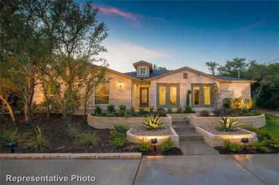 Lago Vista Single Family Home For Sale: 21719 Crystal Way