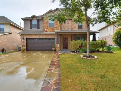 Pflugerville Single Family Home For Sale: 2409 Pauma Valley