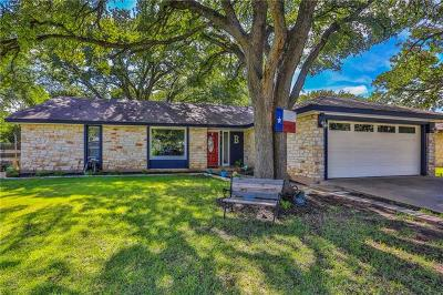 Georgetown Single Family Home For Sale: 3414 Primrose Trl