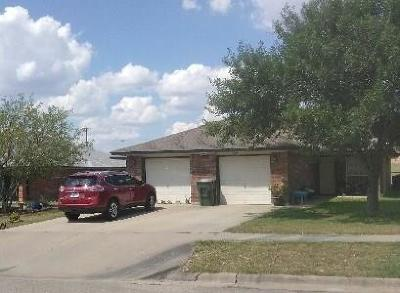 Killeen Multi Family Home For Sale: 2701 Lucille Dr