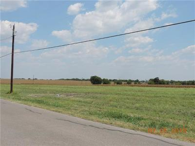 Taylor Residential Lots & Land For Sale: 1020 Old Thorndale Rd