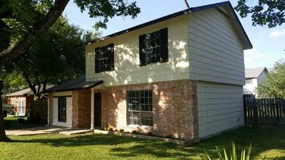 Hays County, Travis County, Williamson County Single Family Home For Sale: 5715 Palo Blanco Ln