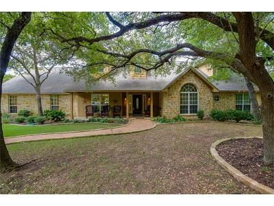 Salado Single Family Home For Sale: 3900 Betty Pl