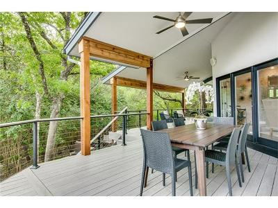 Austin Single Family Home For Sale: 1101 Silver Hill Dr