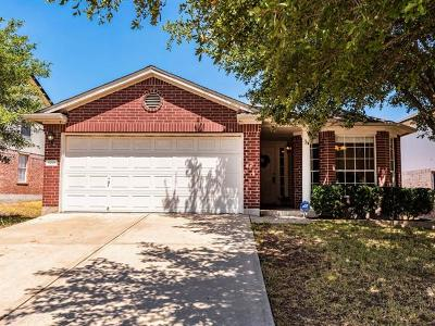 Round Rock Single Family Home Pending - Taking Backups: 1716 W Pflugerville Pkwy