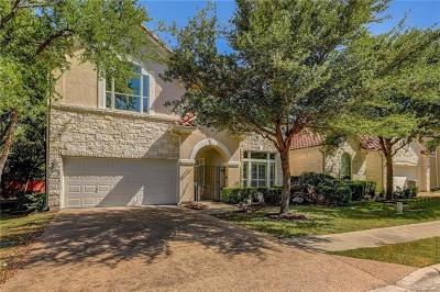 Austin Single Family Home Pending - Taking Backups: 15304 Interlachen Dr