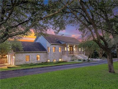 Austin Single Family Home For Sale: 3 Cousteau Ln