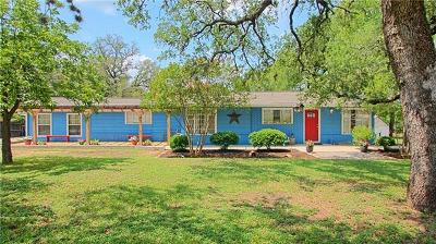 Marble Falls Single Family Home Pending - Taking Backups: 502 3rd St