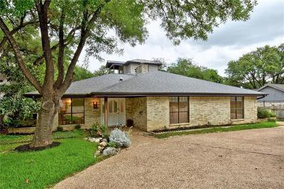 Austin Single Family Home Pending - Taking Backups: 1901 Glencliff Dr