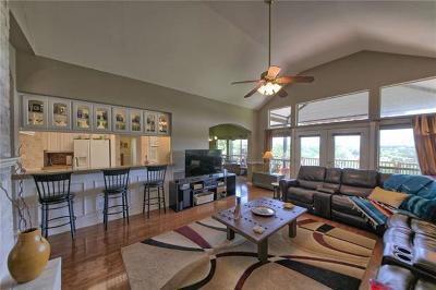 Lago Vista Single Family Home For Sale: 20525 Highland Lake Dr