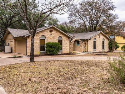 Austin Single Family Home Pending - Taking Backups: 11104 D K Ranch Rd